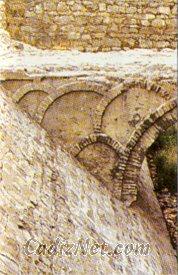 Cadiz:Restos de las murallas