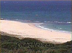 Cadiz:Playa de Hierbabuena