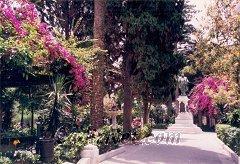 Cadiz:Plaza de Candelaria