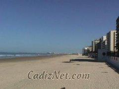 Cadiz:Playa Victoria
