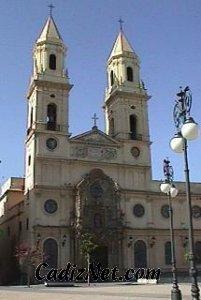Cadiz:Iglesia Parroquial de San Antonio