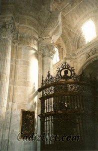 Cadiz:Interior de la Catedral