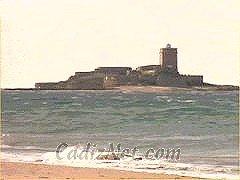 Cadiz:Playa de Sancti-Petri