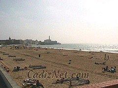 Cadiz:Playa Cruz del Mar