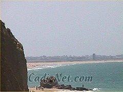 Cadiz:Playa de la Fontanilla
