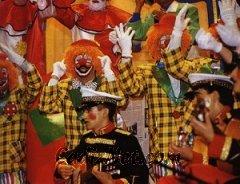 Cadiz:El repertorio es la base de la actuación de las agrupaciones carnavalescas