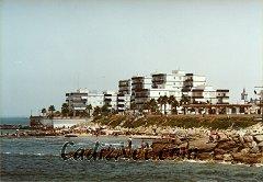Cadiz:Playa de Las Canteras
