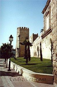 Cadiz:Torre octogonal