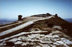 Cadiz:Ruínas del Alcázar y Castillo