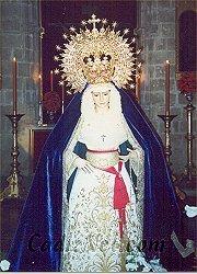 Cadiz:María Santísima del Dulce Nombre