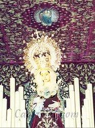 Cadiz:María Santísima de la Esperanza