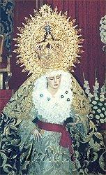 Cadiz:Nuestra Señora de la Paz en su Mayor Aflicción