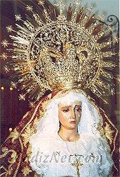 Cadiz:María Santísima del Valle