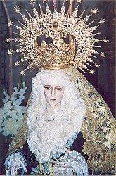 Cadiz:María Santísima de la Confortación