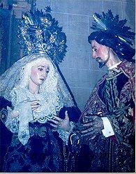 Cadiz:Virgen del Desconsuelo y San Juan