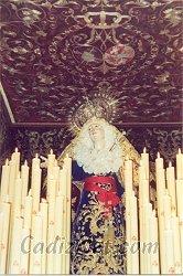 Cadiz:Nuestra Señora del Mayor Dolor