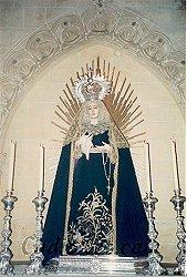 Cadiz:Nuestra Señora de las Lágrimas
