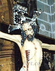 Cadiz:Santísimo Cristo de la Viga