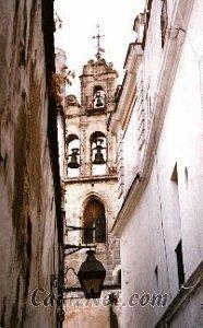 Cadiz:Campanario de San Marcos