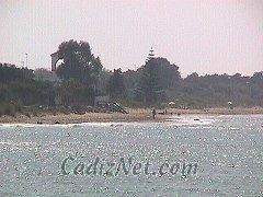 Cadiz:Playa de Montijo