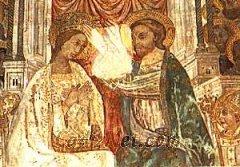 Cadiz:Coronación de la Virgen