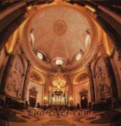 Cadiz:Oratorio de la Santa Cueva de Cádiz