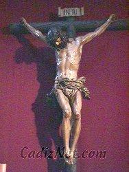Cadiz:Cristo de la Buena Muerte