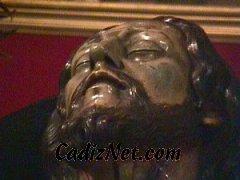 Cadiz:Cristo yacente