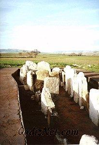 Cadiz:Dolmen de Alberite